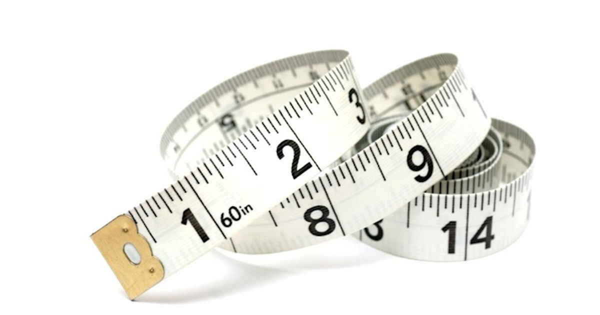 FREE Measuring Tape...