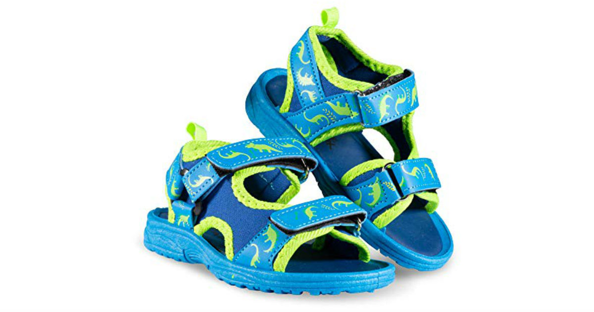 Chillipop Toddler Sandals ONLY $6.49 (Reg. $26)