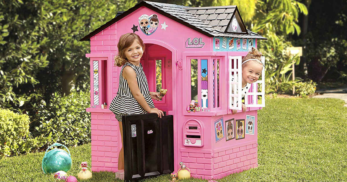 LOL Surprise Cottage Playhouse ONLY $79.99 (Reg. $150)