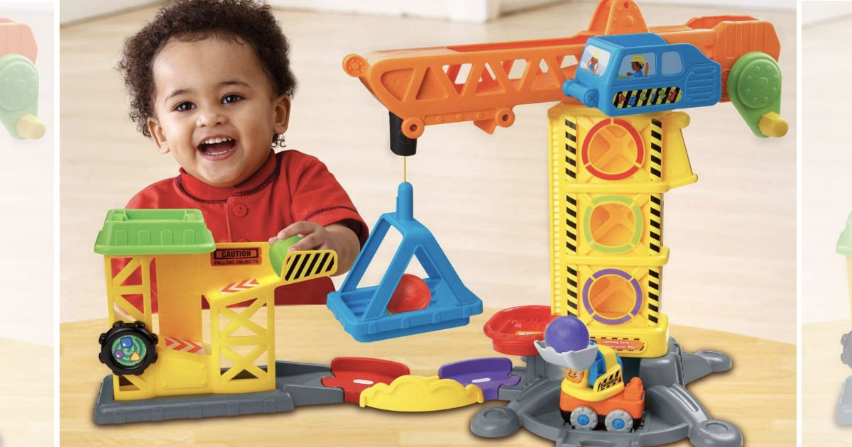 VTech Go! Go! Smart Wheels Learning Zone ONLY $14.32 (Reg $28)