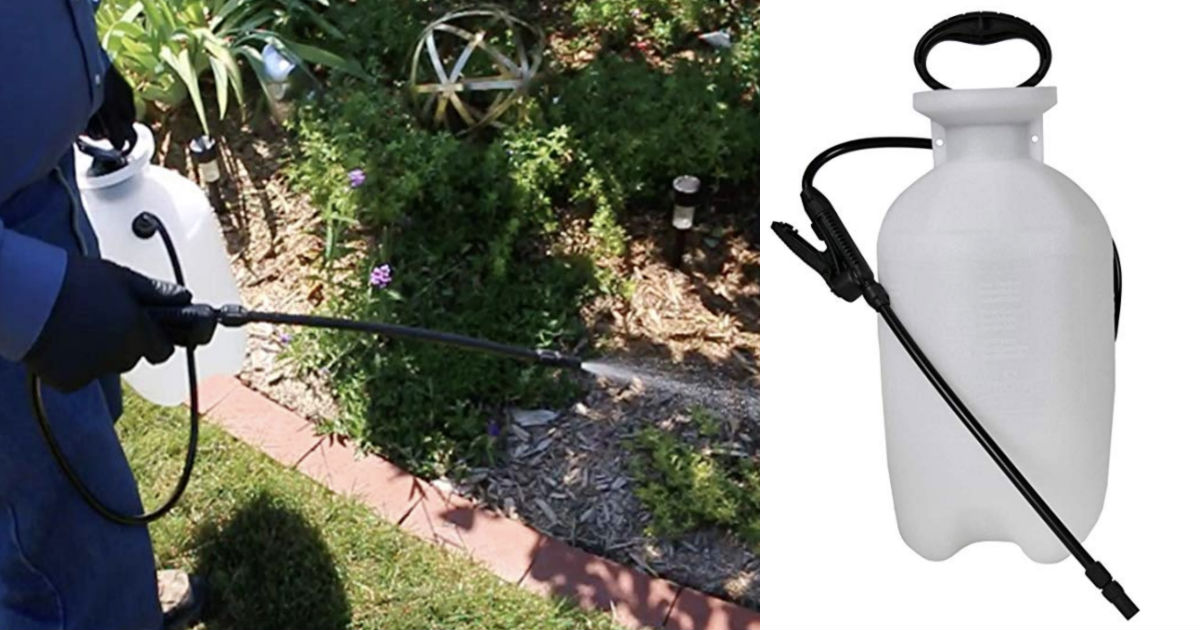 Chapin 2-Gallon Lawn Sprayer ONLY $11.86 (Reg $20.27)