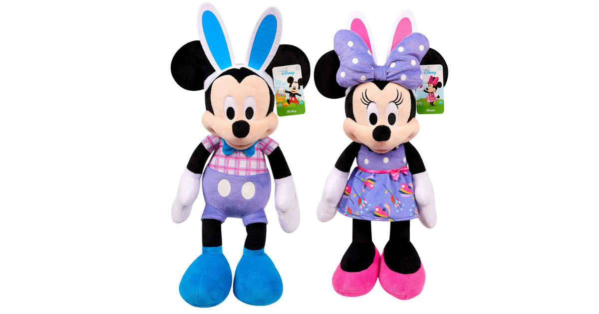 Disney Easter Minnie and Mickey ONLY $8.99 (Reg. $15)