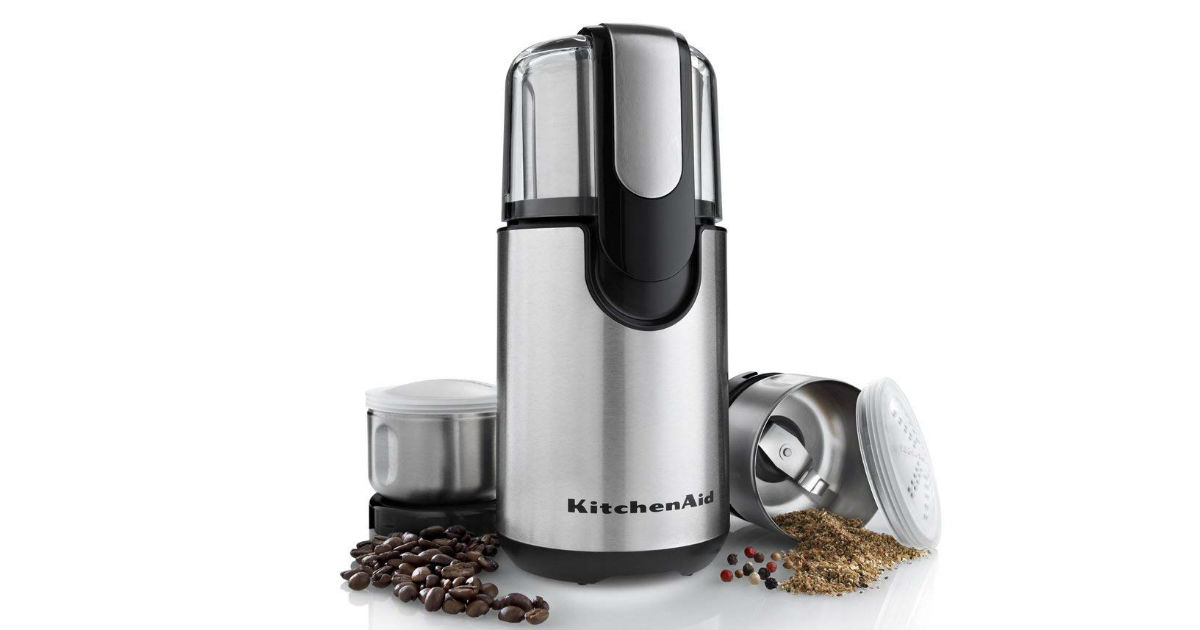 KitchenAid Coffee and Spice Grinder ONLY $34.95 (Reg. $70)
