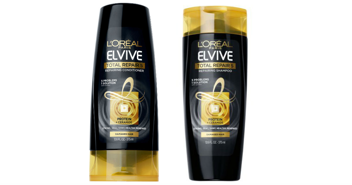 L'Oreal Elvive Shampoo &am...