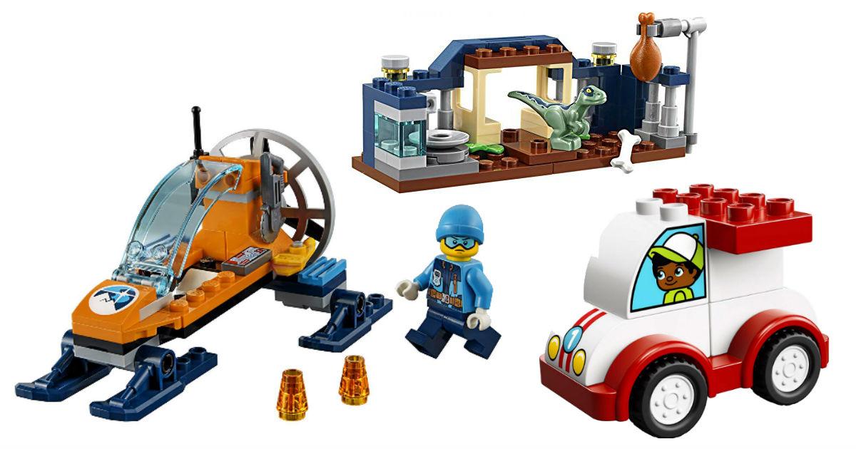 LEGO Easter Basket Fillers: UNDER $6.00