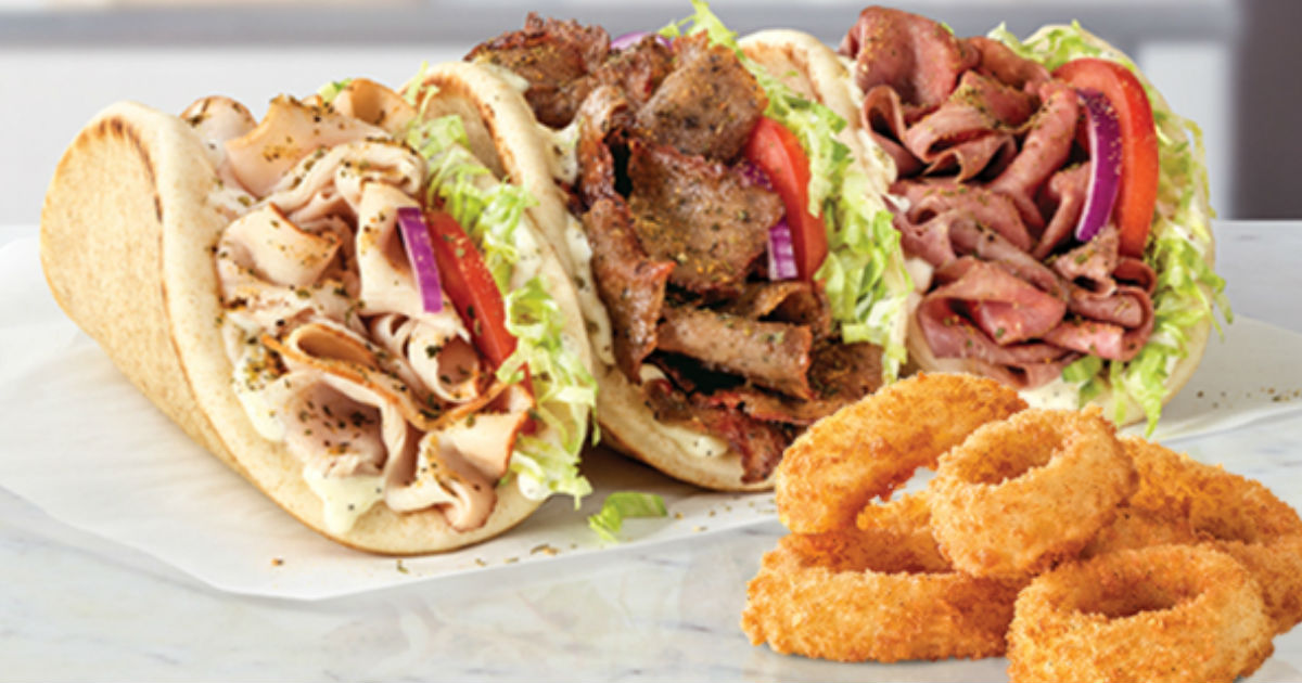 photo regarding Arbys Coupons Printable identified as No cost Onion Rings at Arbys - Printable Discount coupons