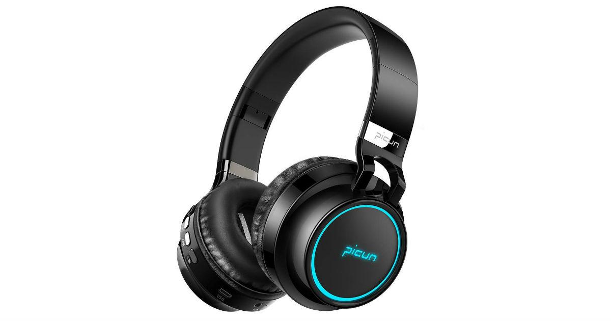 Wireless Bluetooth Headphones ONLY $19.31 (Reg. $40)