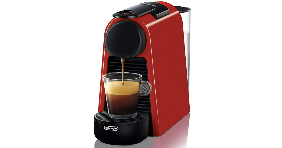 Nespresso Essenza Mini Espresso Machine ONLY $89.99 (Reg $149)