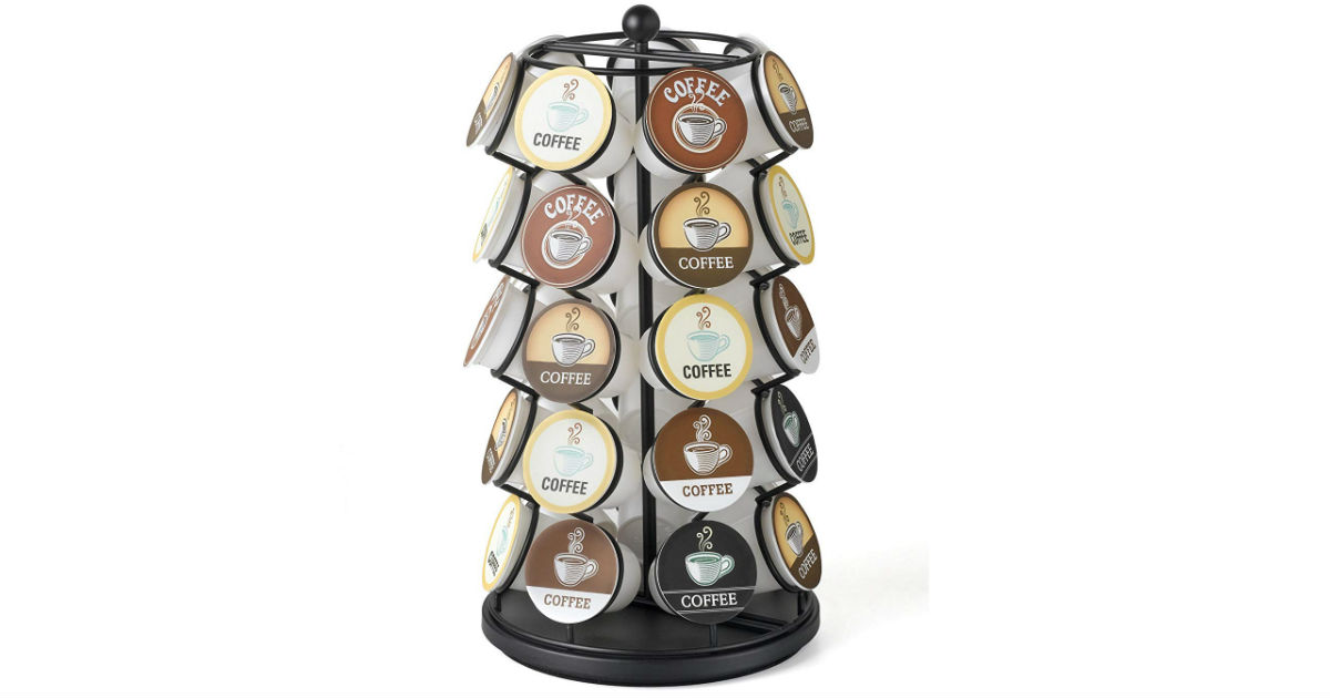 K-Cup Carousel ONLY $13.99 (Reg. $30)