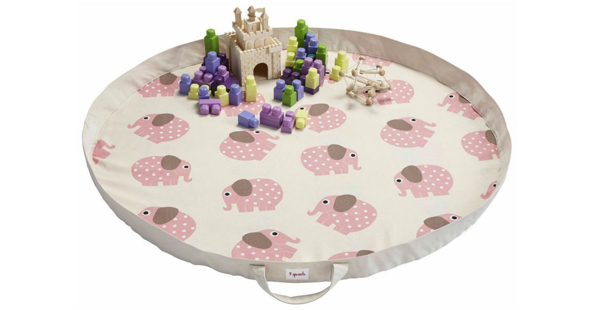 3 Sprouts Play Mat on Amazon
