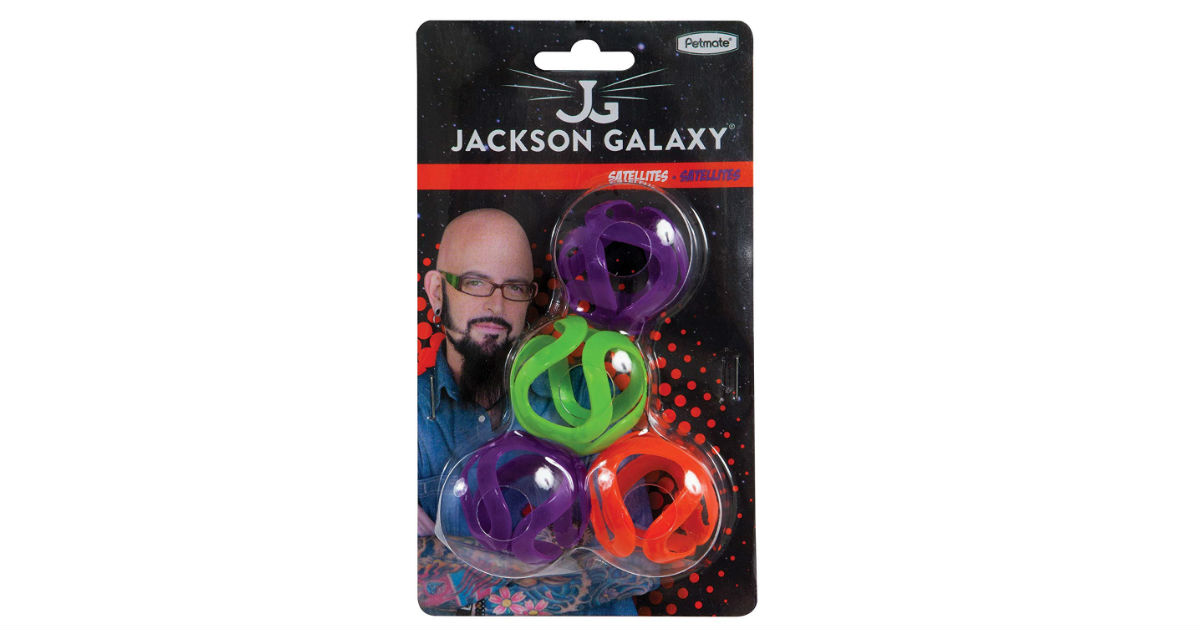 Jackson Galaxy Cat Toy on Amazon