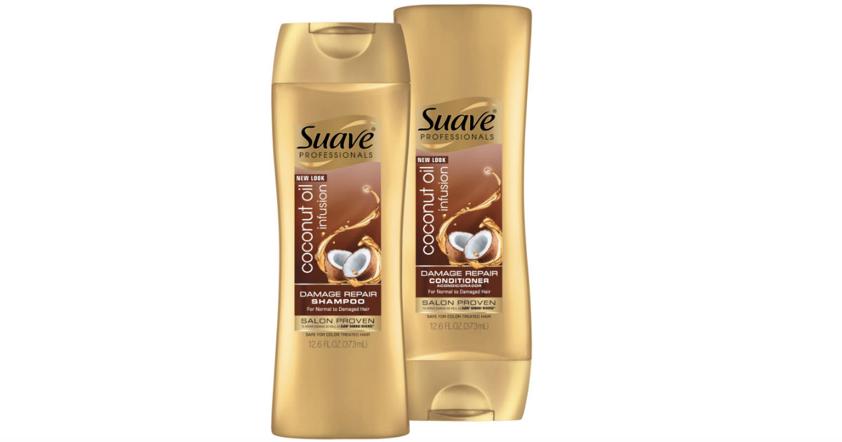 Free Suave Shampoo Or Conditioner At Cvs Printable Coupons