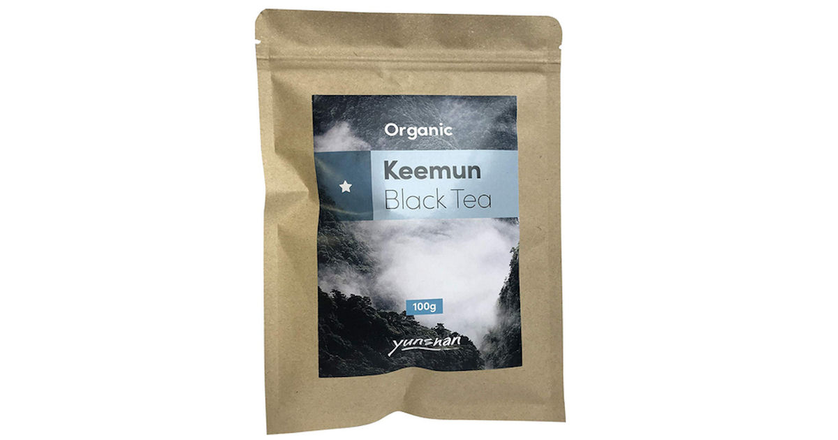 FREE Sample of Yunshan Keenum Organic Tea