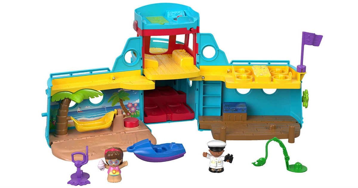 Fisher-Price Little People Friend Ship ONLY $15.39 (Reg. $30)