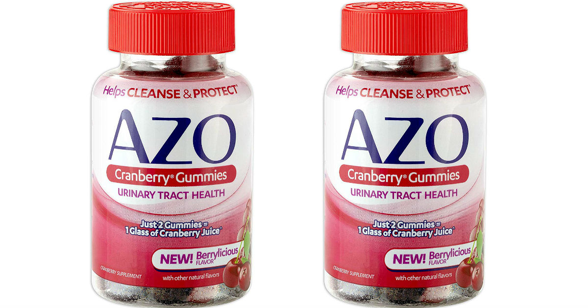 azo cranberry urinary tract health gummies only  3 49