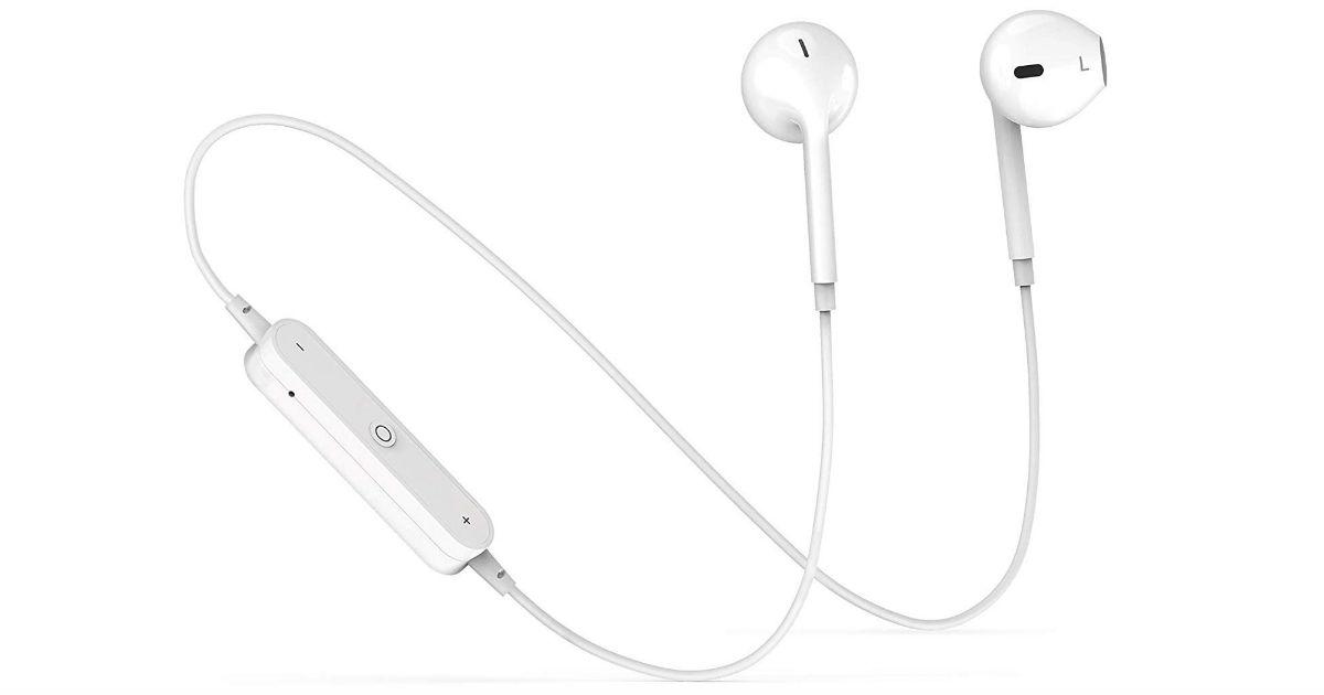 Bluetooth Wireless Earbuds ONLY $9.99 (Reg. $35)