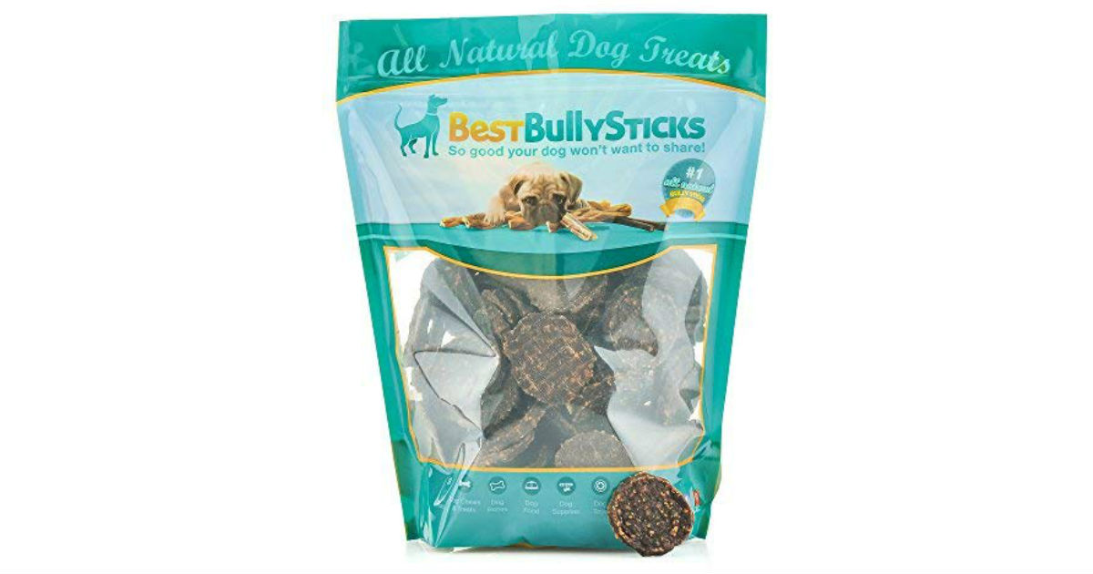 Best Bully Sticks Dog Treats ONLY $7.97 (Reg. $19)
