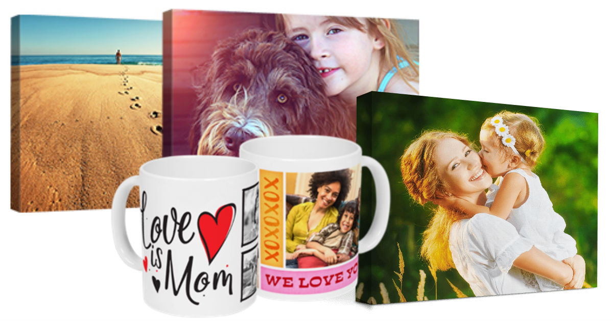 Free Mother's Day Photo Gifts