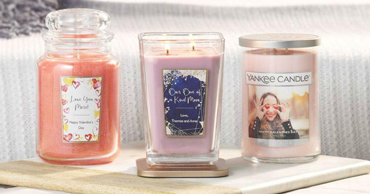 Buy 1 Get 1 Free at Yankee Candle