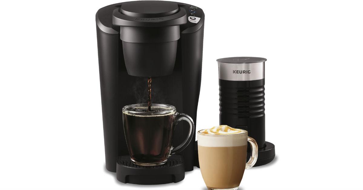 Keurig K-Latte Single Serve K-Cup Coffee ONLY $79.99 (Reg $99)