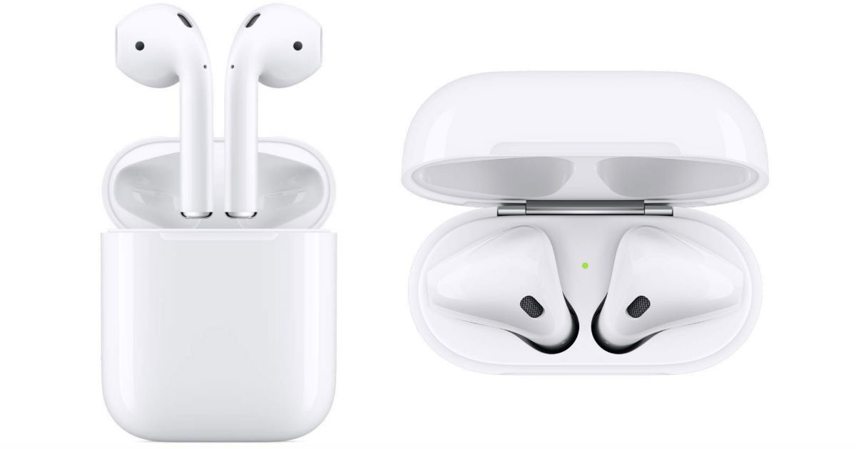 Apple AirPods with Charging Case ONLY $114.99 (Reg $159)