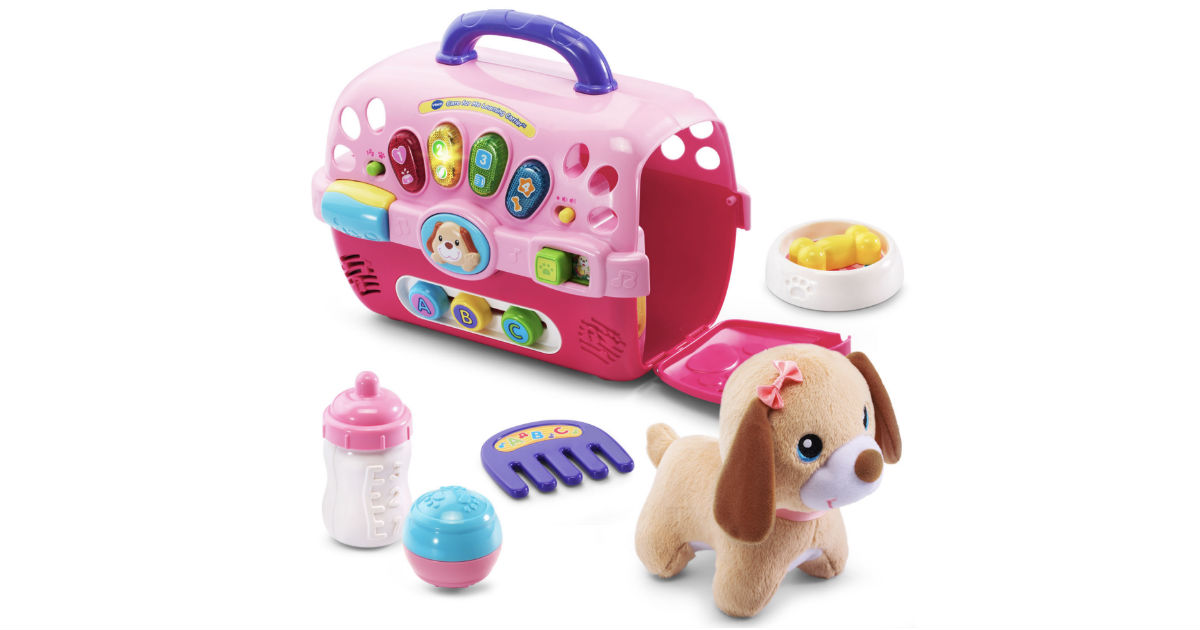 VTech Care for Me Learning Carrier ONLY $12.97 (Reg $24.88)