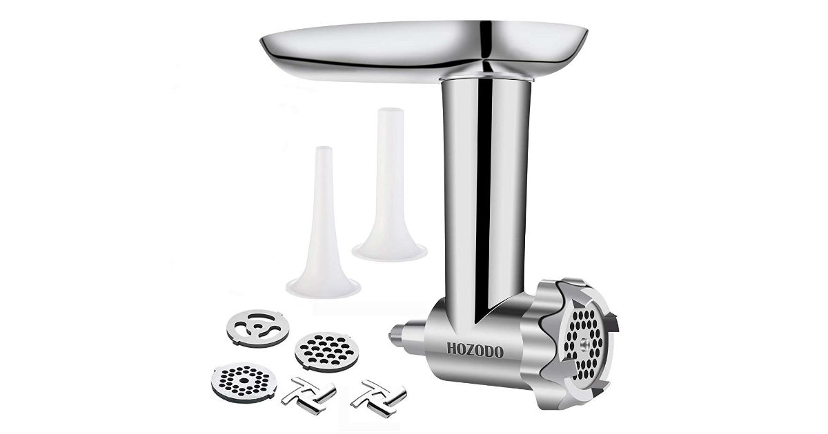 Meat Grinder Attachment for KitchenAid ONLY $46.29 (Reg ...