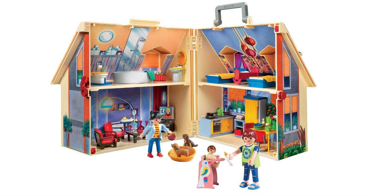 Playmobil Take Along Doll House ONLY $27.99 (Reg. $63)