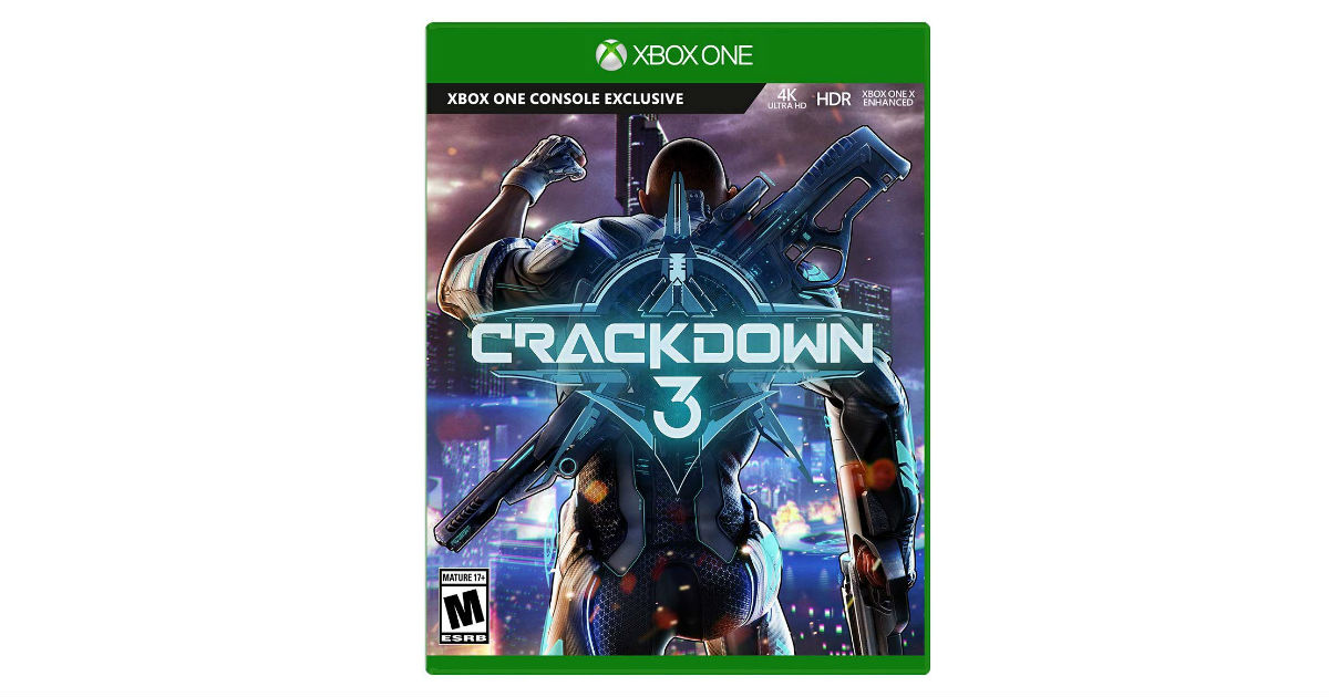 Crackdown 3 for Xbox One ONLY $29.99 (Reg. $60)