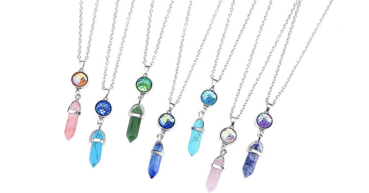 Natural Gemstone Crystal Reiki...