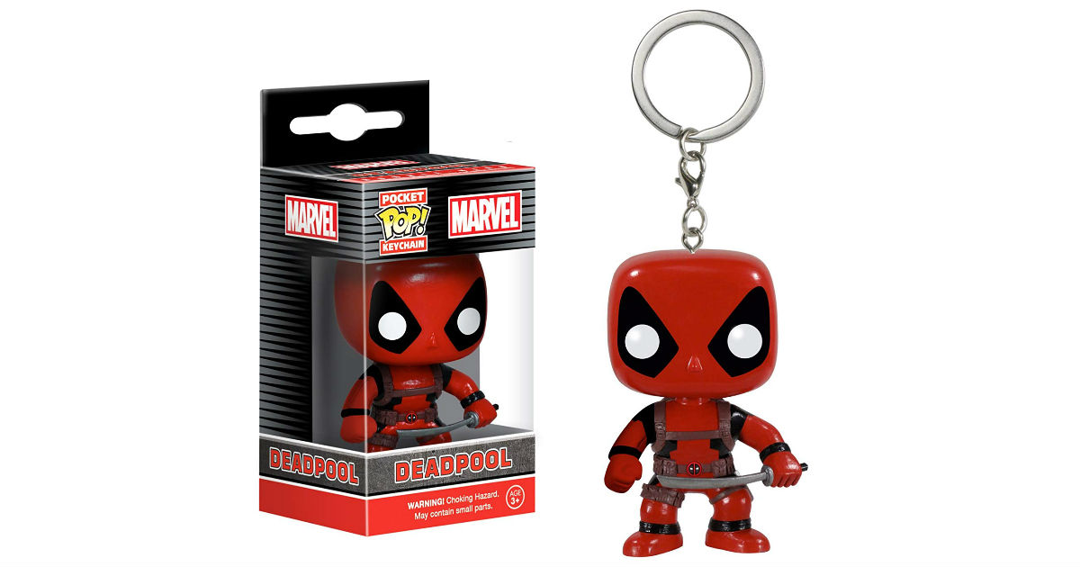 Funko POP Keychain ONLY $5.99.