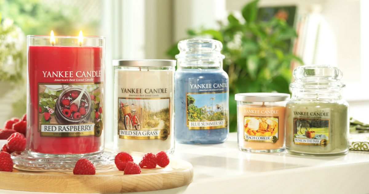 Free Item at Yankee Candle: 2 Days Only