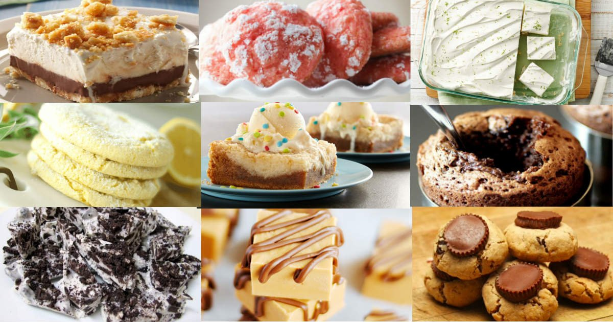 11 Easy Dessert Recipes that Won't Break the Bank