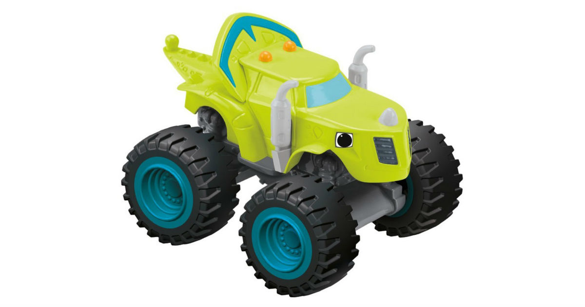 Blaze & The Monster Machines Zeg ONLY $5.99 (Reg. $12)