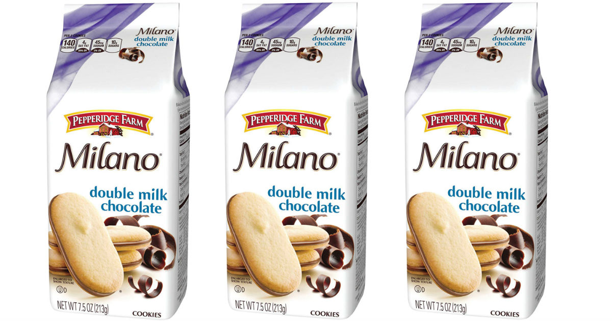 Pepperidge Farm Milano Cookies 3-Pack ONLY $6.26 Shipped