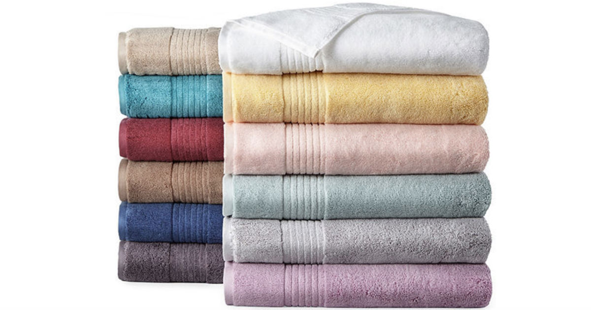 Liz Claiborne Signature Plush Bath Towel ONLY $6.99 (Reg $20)
