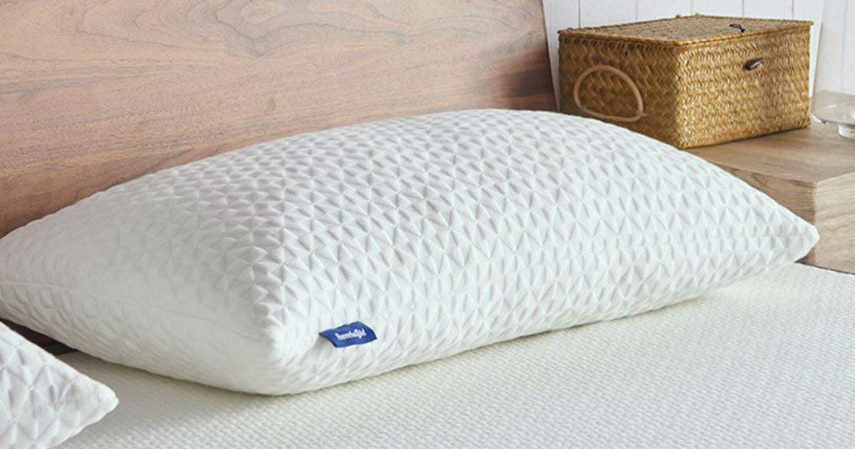 Sweetnight Gel Memory Foam Pillow ONLY $26.15 (Reg. $46)
