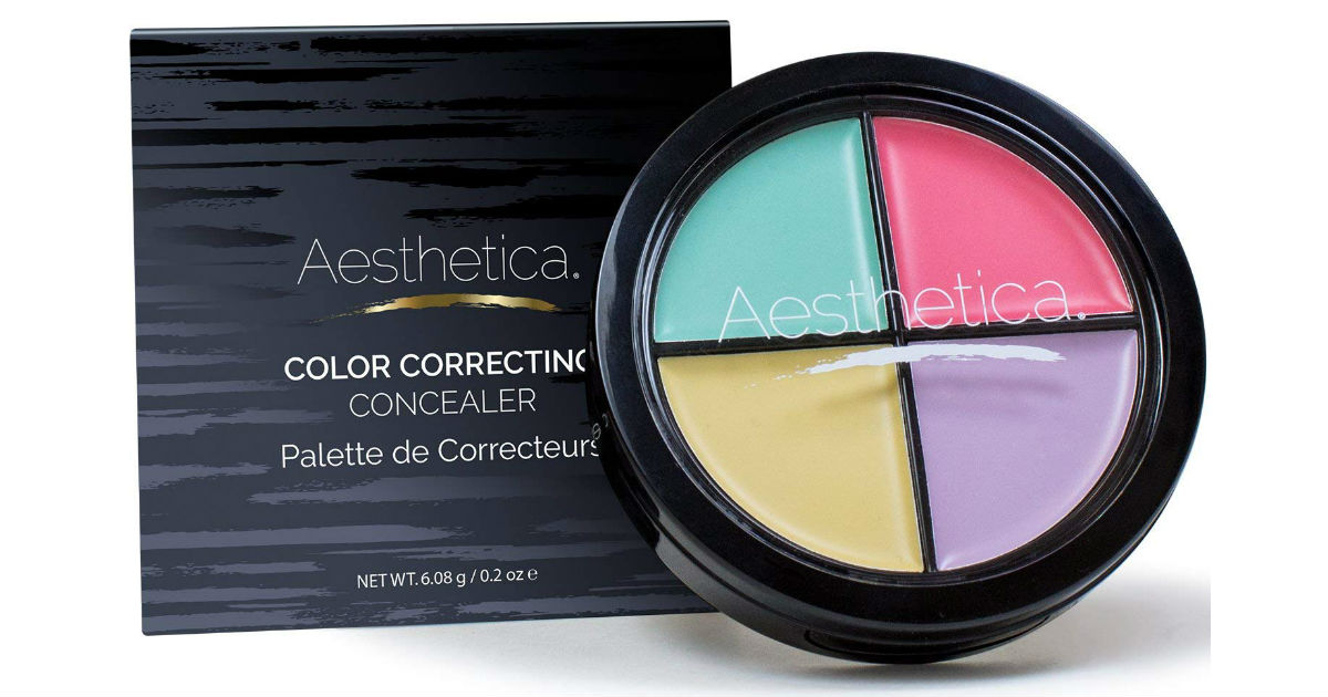 Aesthetica Color Correcting Cream ONLY $5.99 (Reg. $18)
