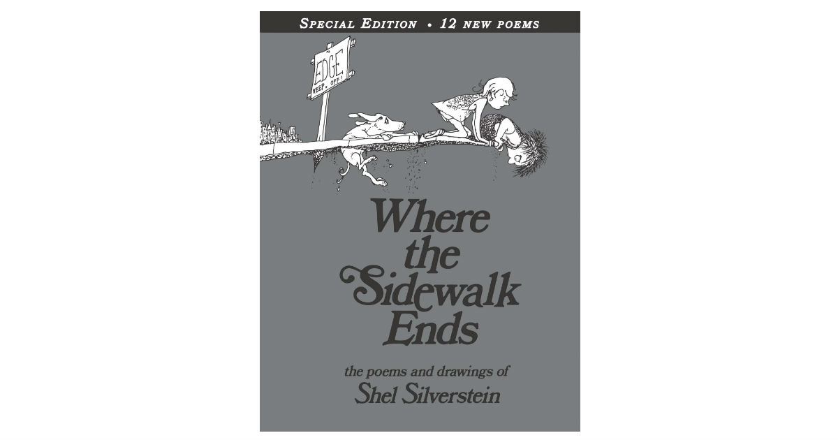 Where the Sidewalk Ends on Amazon