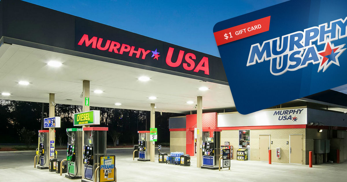 photograph relating to Printable Gas Coupons identified as Absolutely free $1 Credit history Murphy Fuel Station Cl Motion Arrangement