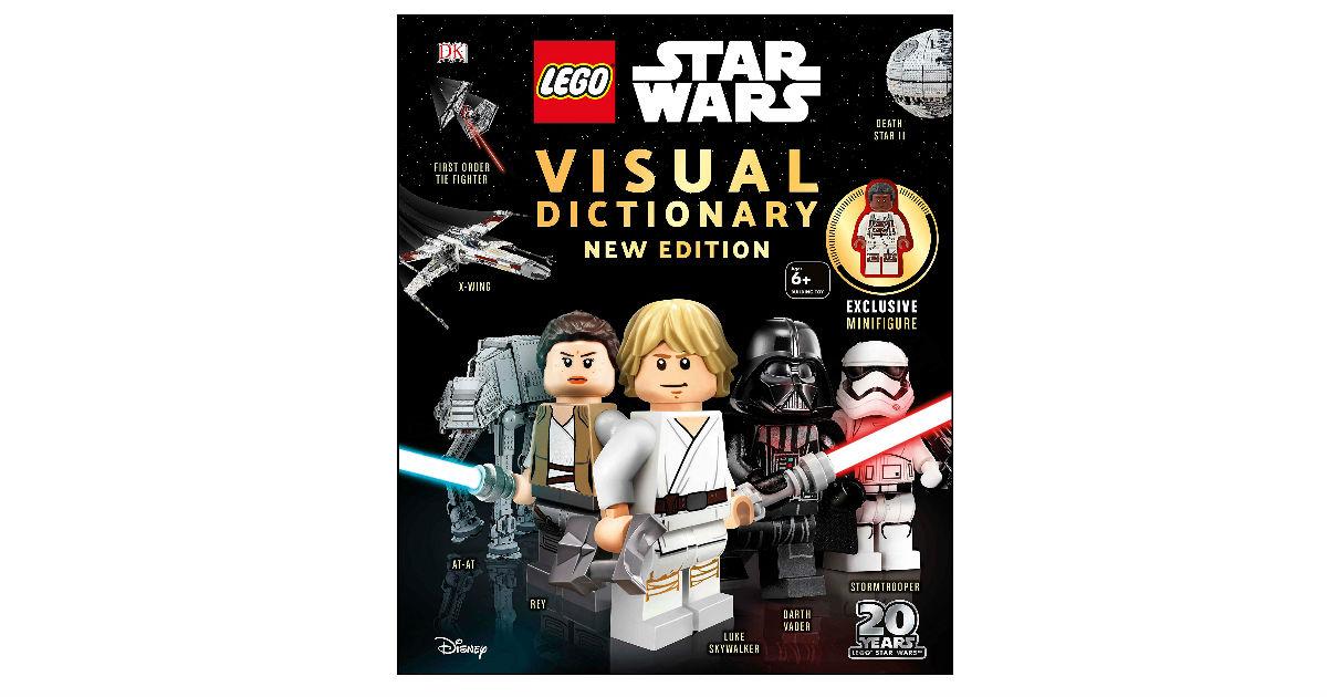 Amazon 58 Off Lego Star Wars Visual Dictionary Money Saving Quest