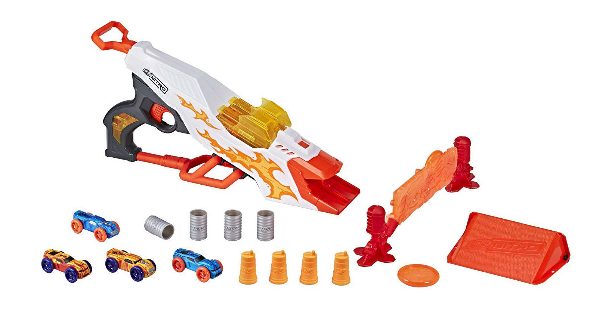 Nerf Doubleclutch Inferno Nitro ONLY $11.97 (Reg. $34)