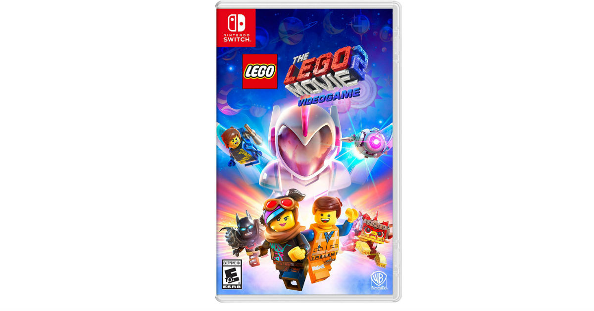 LEGO Movie 2 Videogame ONLY $19.99 (Reg. $40)