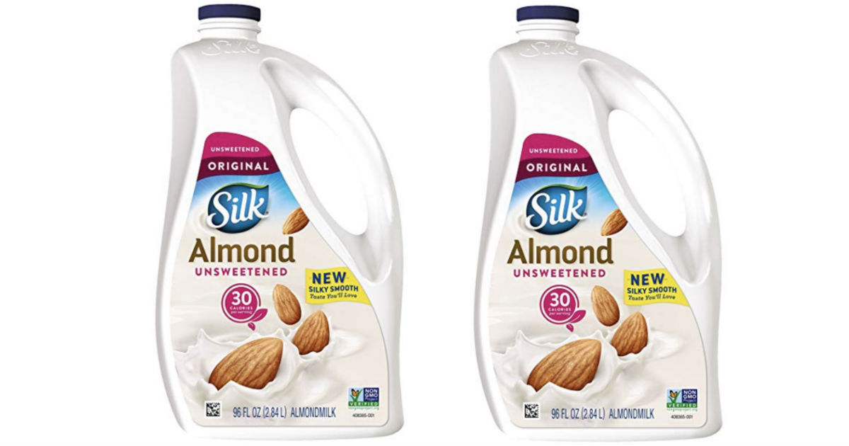 Silk Almondmilk 96-Ounce ONLY $1.97 at Walmart
