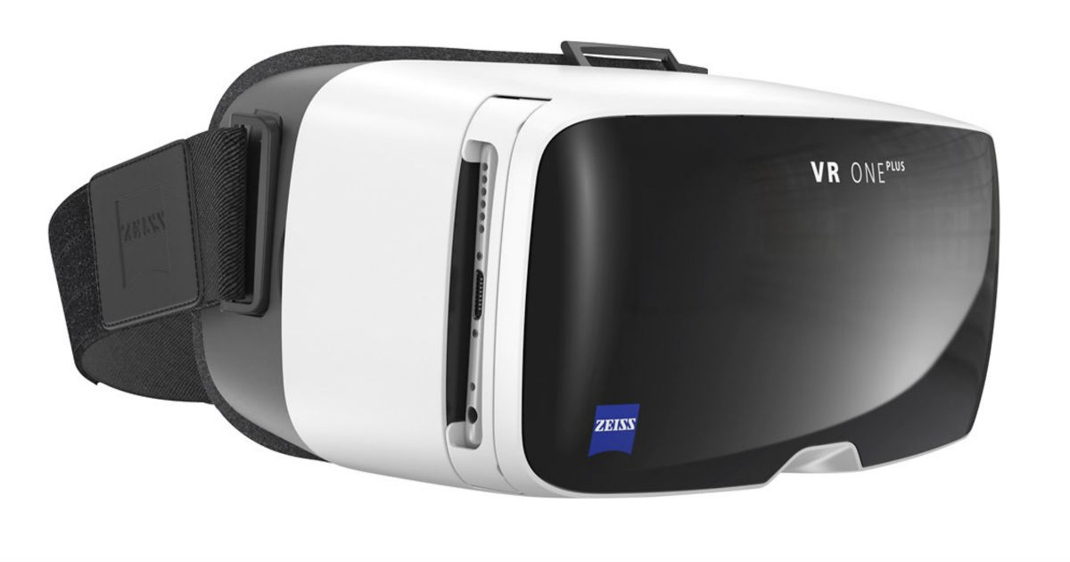 ZEISS VR One Plus Virtual Reality Headset ONLY $14.99 (Reg $60)