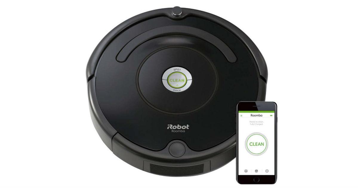 iRobot Roomba 671 Vacuum ONLY $229.99 (Reg. $350)