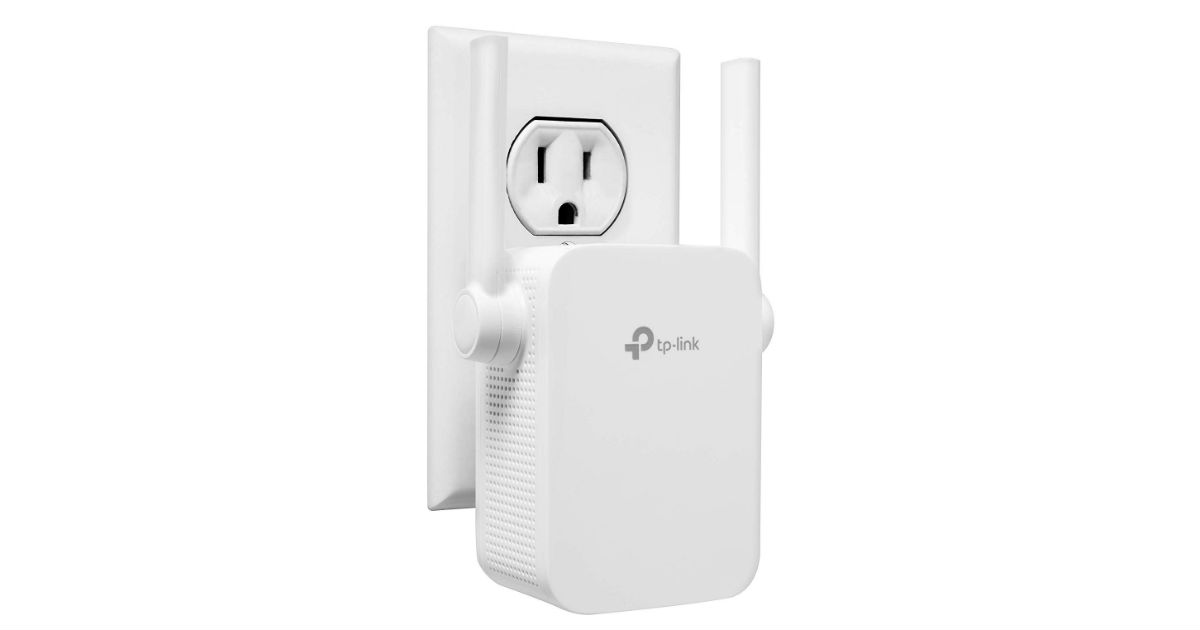 Wifi Extender ONLY $14.99 (Reg. $30)
