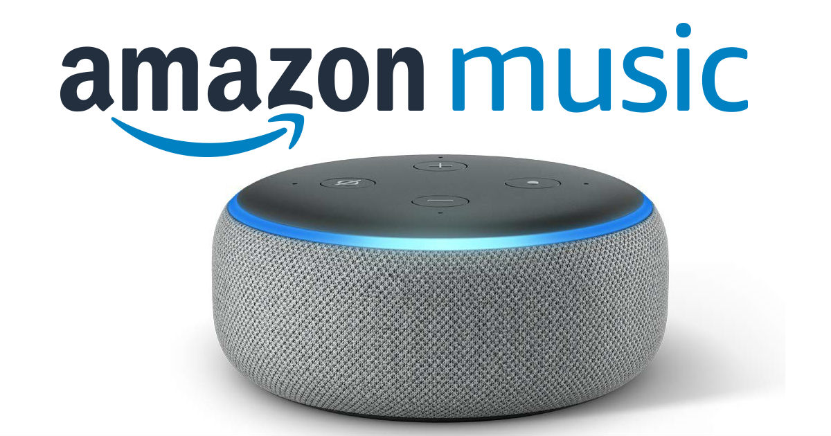 Free $49.95 Amazon Music Credit with Echo Purchase