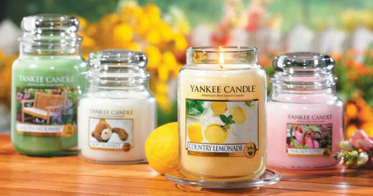 40% Off at Yankee Candle