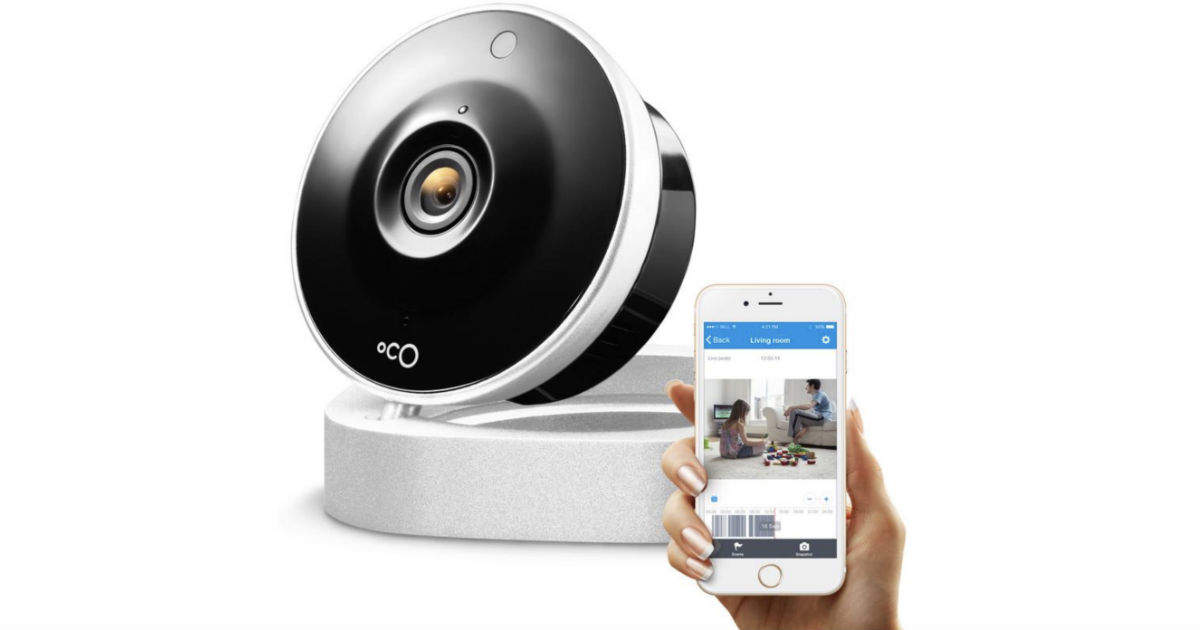 Oco Security Cameras ONLY $38.18 at Home Depot(Reg $68)